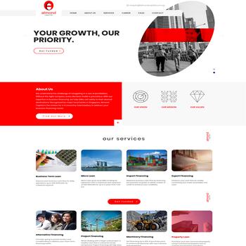 Almond Capital Website
